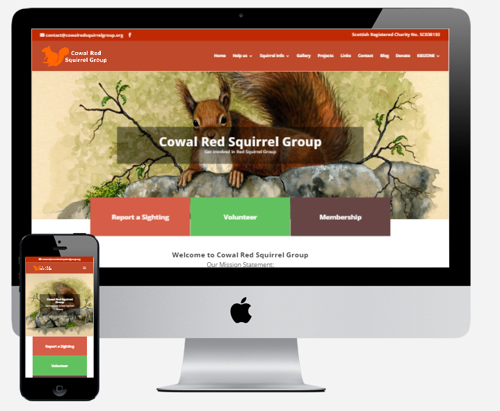 Red Squirrel Group